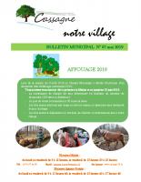 Bulletin Municipal n°67 mai 2019