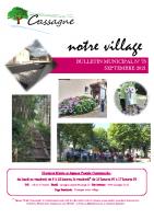 Bulletin Municipal N°73